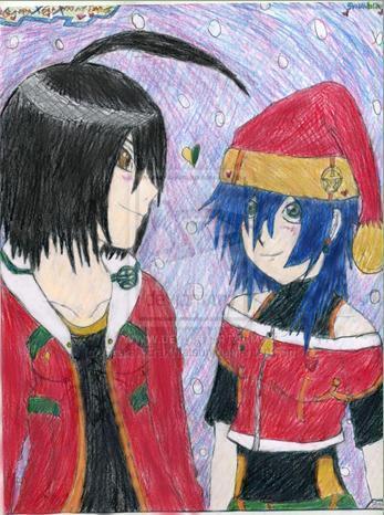 FabiaXShun - Krismas