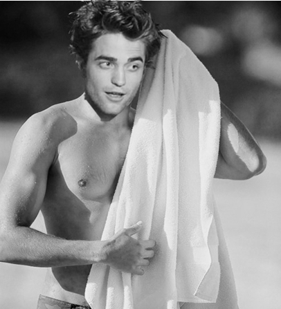 Robert Pattinson wallpaper possibly containing a hunk titled Fanmade Rob Pics