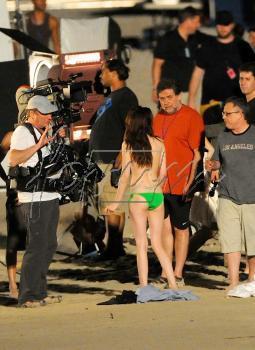 "Filming ""Breaking Dawn"""