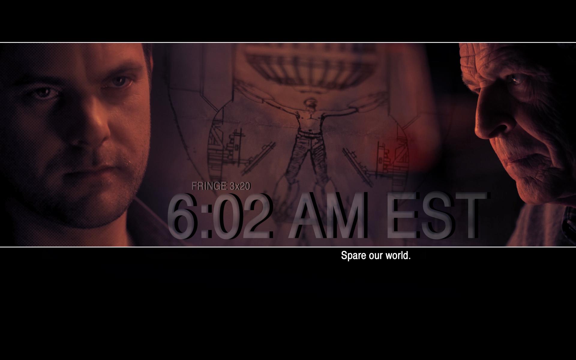Fringe Season 3 6:02 AM EST