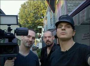 Ghost Adventures wallpaper possibly with a street entitled G.A.C