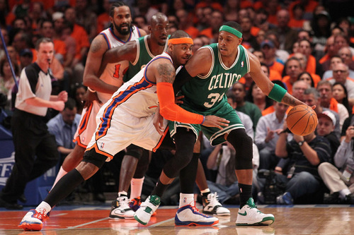 G4 win vs New York. playoffs;  1st round 2011 - boston-celtics Photo