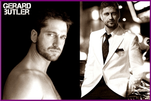 GERARD BUTLER...¡SO HOT!
