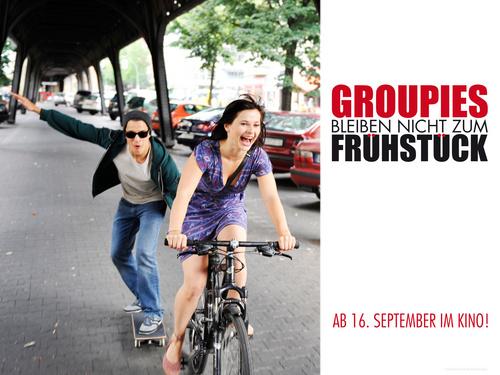 Groupies Bleiben Nicht Zum Frühstück - wallpaper