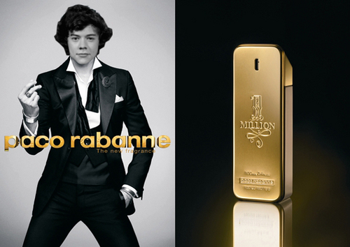 Harry for paco rabanne!!! <3