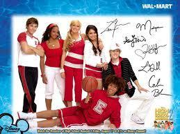 High School Musical autographs