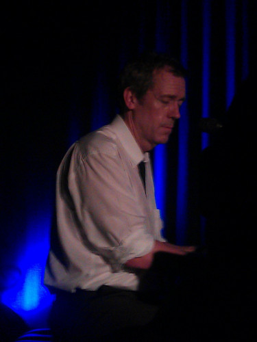 Hugh Laurie Hamburg Cafe Keese 27th April 2011