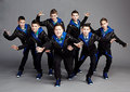 Iconic boyz (group photo)