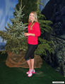Josh Duhamel And Ali Larter Launch Reebok's RealFlex Footwear