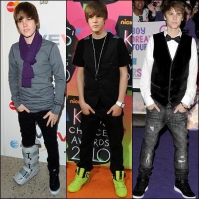 Justin bieber changed