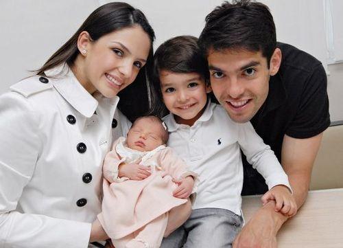 Kaka,Carol,Luca and Isabella.PERFECT