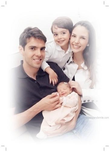 Kaka,Carol,Luca e Isabella :) Perfect!