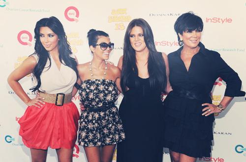 Kardashian Ladies.