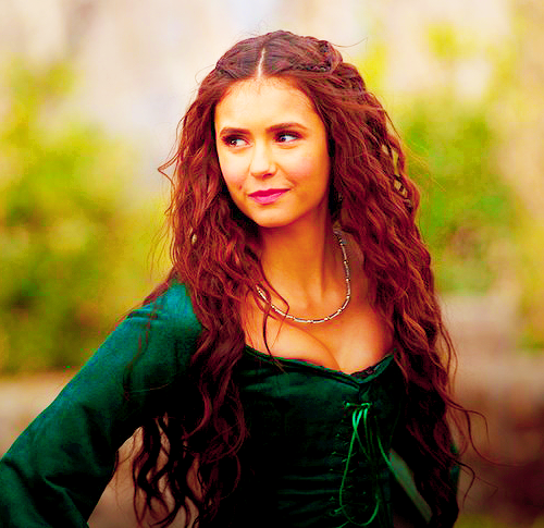 Katerina Petrova wallpaper possibly with a coquetel dress titled Katerina <3