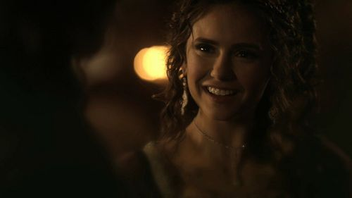 Katerina Petrova wallpaper probably containing a portrait called Katerina in the 2x19 flashbacks! [HQ]
