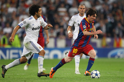 L. Messi (Real Madrid - Barcelona)