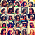 Lea's facial expressions