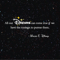 Living the Secret - Walt Disney