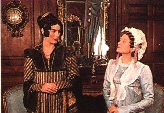Louisa Hurst and Caroline Bingley