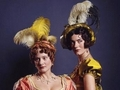 Louisa Hurst and Caroline Bingley - period-drama-villains photo