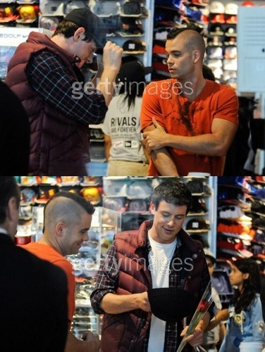 Mark & Cory Shopping in NYC