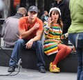 Mark &amp; Lea in NYC - rachel-and-puck photo