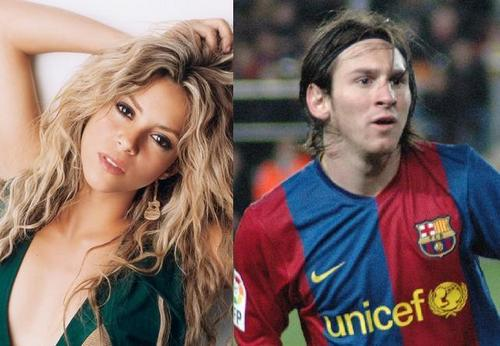 Messi : Shakira wanted him and Puyol too !