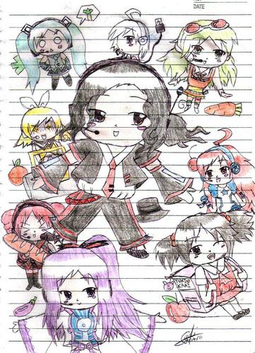 Michael Jackson Vocaloid