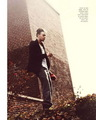 Michael Pitt in Nylon Guys - January 2011