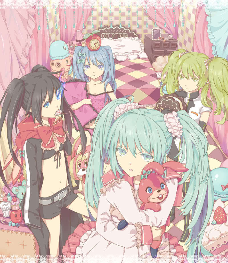 Miku and others