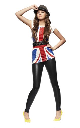 Miley Cyrus!