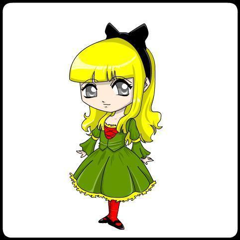 Minnie as a princess