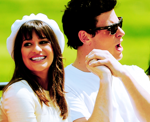 Monchele {filming in NYC}  - finn-and-rachel Photo
