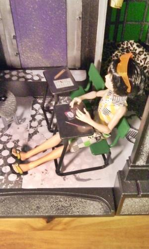 My custom MH Doll House