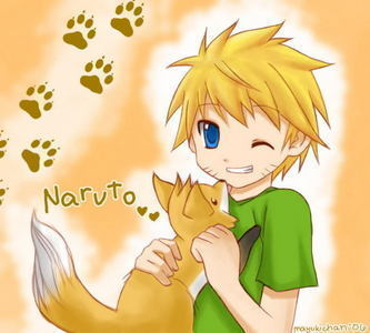 Naruto and vos, fox