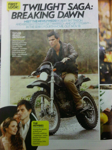 New 'Breaking Dawn' Stills In May 9th Issue Of People Magazine!