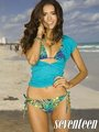 Nina Dobrev New Photoshoot for Seventeen Fitness