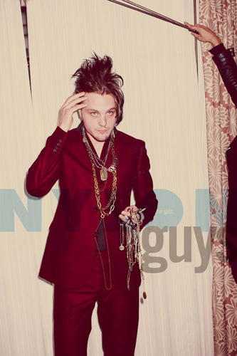 Nylon Guys (Jan 2011) Outtakes