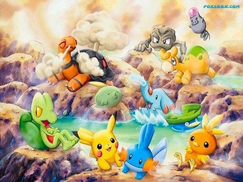 Pokemon <3 ;)