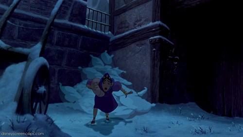 Disney Females wolpeyper with a kalye titled Quasimodo's Mother