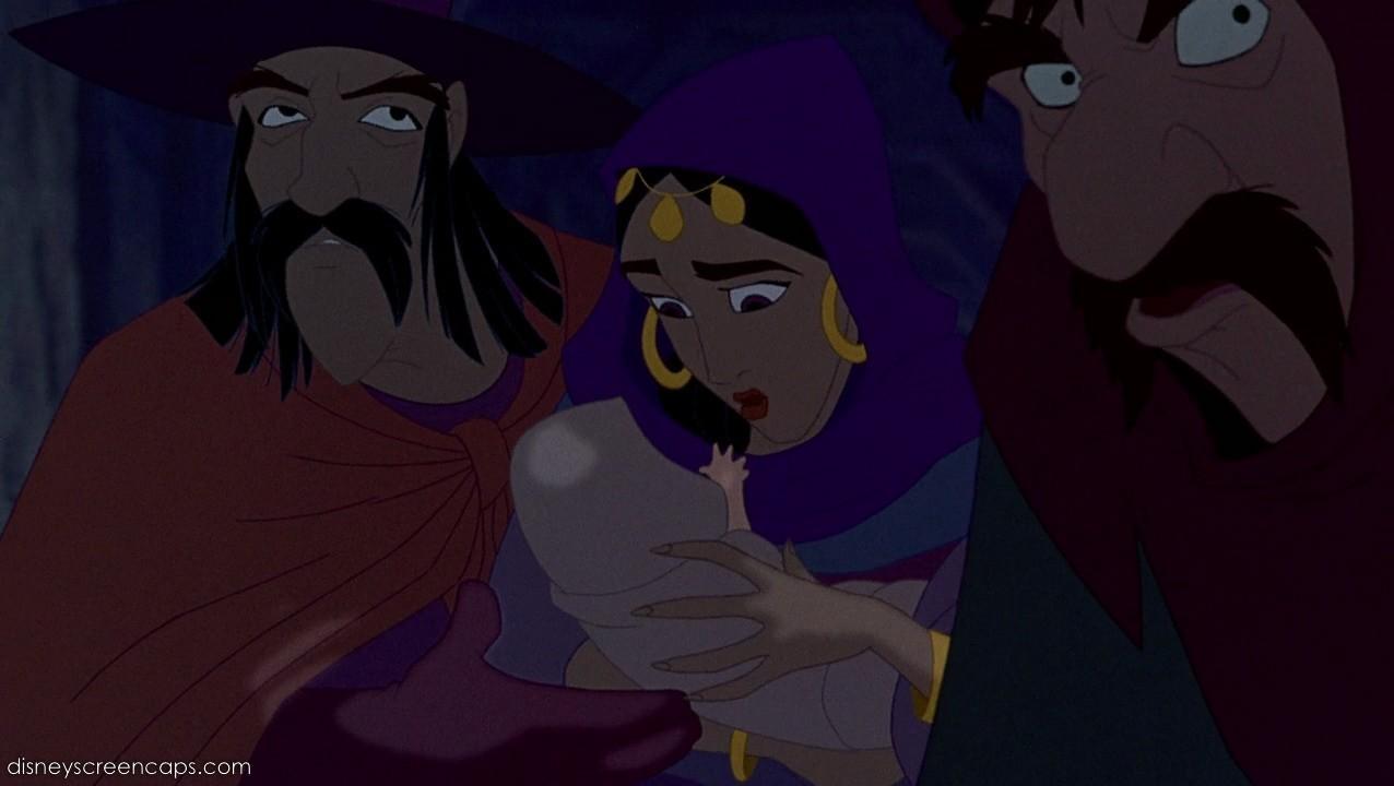 Quasimodo's Mother