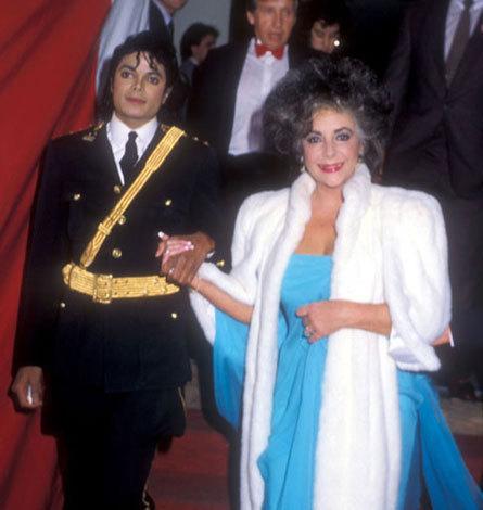 R.I.P Michael Jackson & Elizabeth Taylor T-T <3