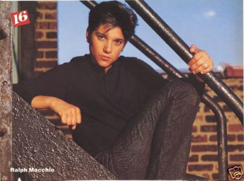 Ralph Macchio - ralph-macchio photo