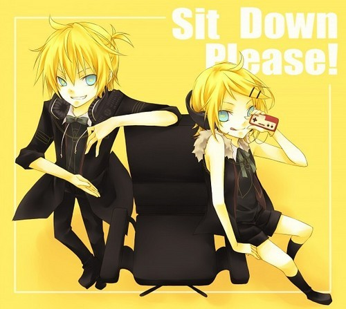 Rin and Len REMOTE CONTROL