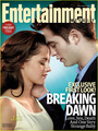 Robert Pattinson & Kristen Stewart Cover 'Entertainment Weekly' - twilight-series photo