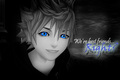 Roxas blue <3