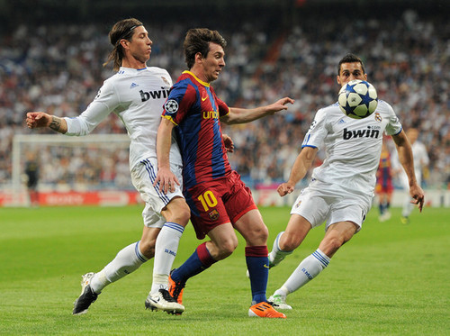 S. Ramos (Real Madrid - Barcelona) - sergio-ramos Photo