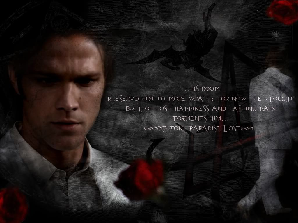 Sam Winchester Lucifer