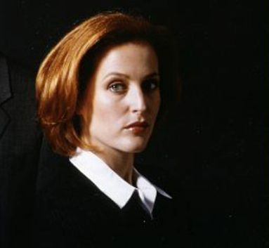 Serious Scully