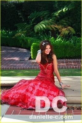 Seventeen Prom Shoot-Danielle Campbell